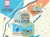 Convene – Denver Map