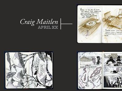 UNFOLD: The Journal Project book journal artists