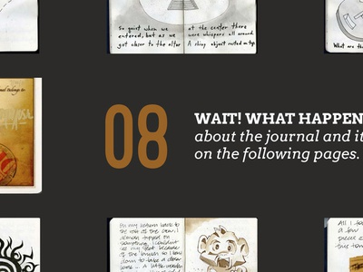 UNFOLD: The Journal Project