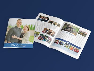Adoption Profile Book print print design adoption