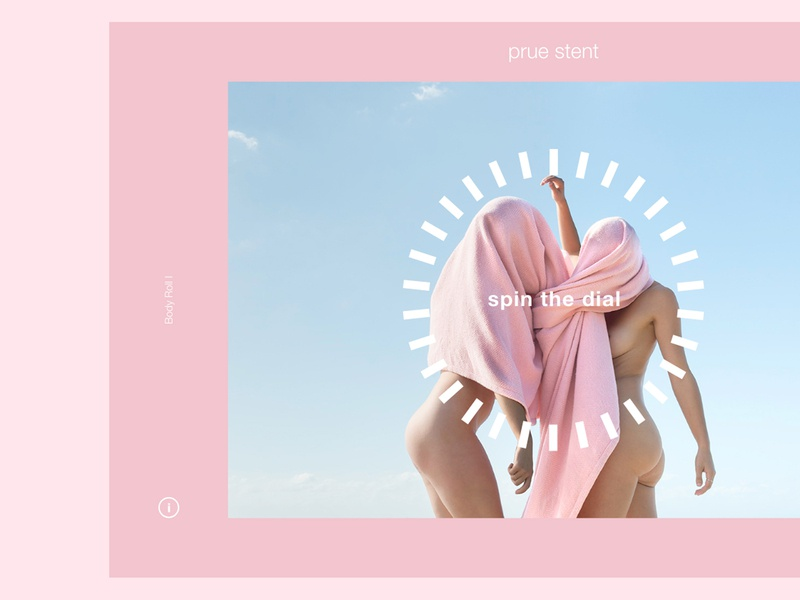 Prue Stent Website photography adobe illustrator adobe photoshop website design graphic design design modern minimal