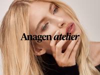 Anagen Atelier Brand Identity