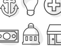 Iconset (WIP)