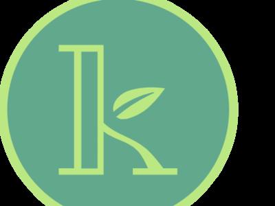 Kitsap Roots Logo logo design flat logo illustration