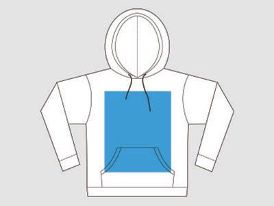Unisex Pullover Hoodie Template apparel template hoodie free