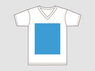 Unisex V-Neck Tshirt Template apparel template tshirt free download