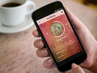 Music Player tracks musicplayer mobileapp player music