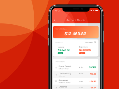 Banking App bankapp mobileapp app banking ios iphonex