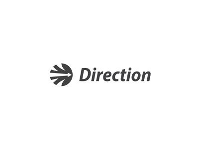 Direction Logo icon vector logo design icon logo force icon power icon enery logo bold logo solid logo brand mark brandmark moving logo direction arrow arrow logo for sale logo icon branding d letter direction logo d for direction direction logo