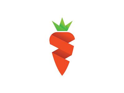 Carrot design logodesign colorful vegetable vegetable carrot icon abstract carrot abstract logo logo