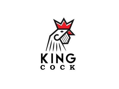 King Cock rooster crwon rooster king logo crown logo logodesign logo cock crown chicken crown king crown crown geometric roster geometric king game king chicken chicken cock king king roster king cock