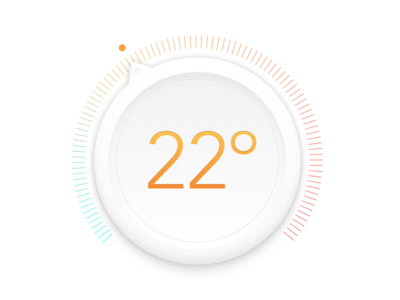 Temperature Dial measurement temperature dial
