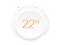 Temperature Dial