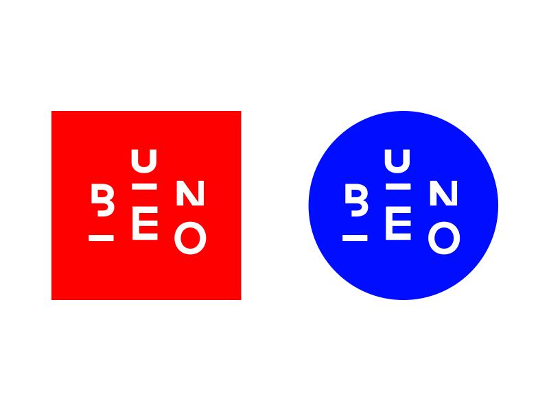 Bueno Logo fashion landing page web design radek málek ux ui interface design concept typo logo