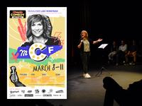 Memphis Comedy Festival 2018 Poster