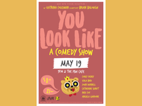 You Look Like a May Poster