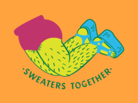 Sweaters Together