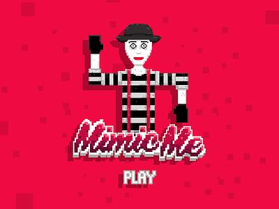 Mimic Me art pixel mimic game