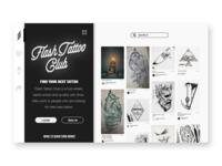 Flash Tattoo Club