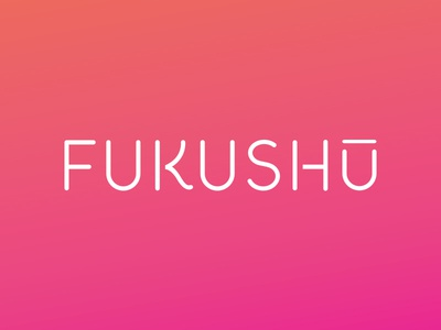 Fukushu Restaurant Concepts Branding