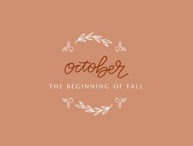 Blush October