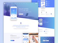 Appy Applanding Page