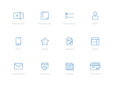 Icons for Dashboard project Part-02 number check box drop down file upload address description website icon price icons icon set illustration dashboard icon