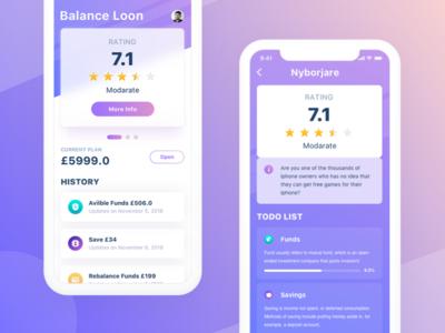 Finance Apps Explorations