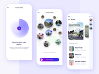 Cycling Events App