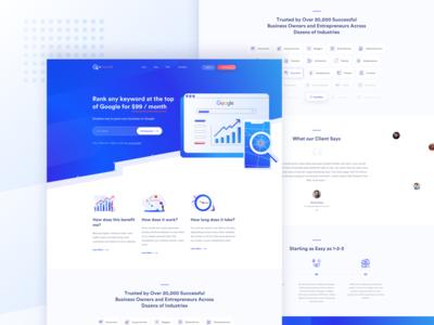Onekeyword Web Site Design