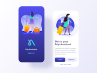 Trip Assistant Travel App
