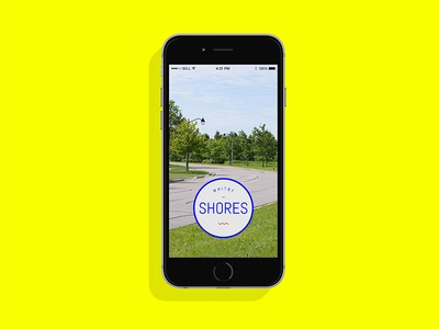 Whitby Shores Snapchat Filter