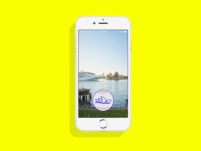 Sydney Austrailia Snapchat Filter