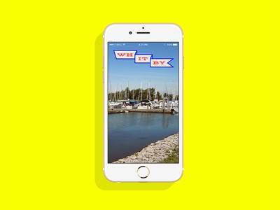 Town of Whitby Snapchat Filter