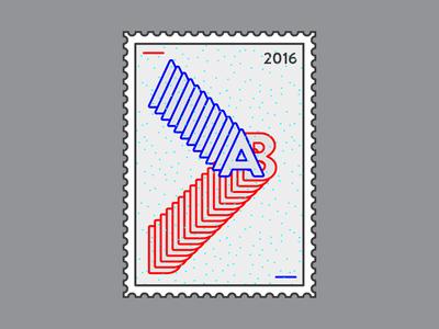 2016 Stamp