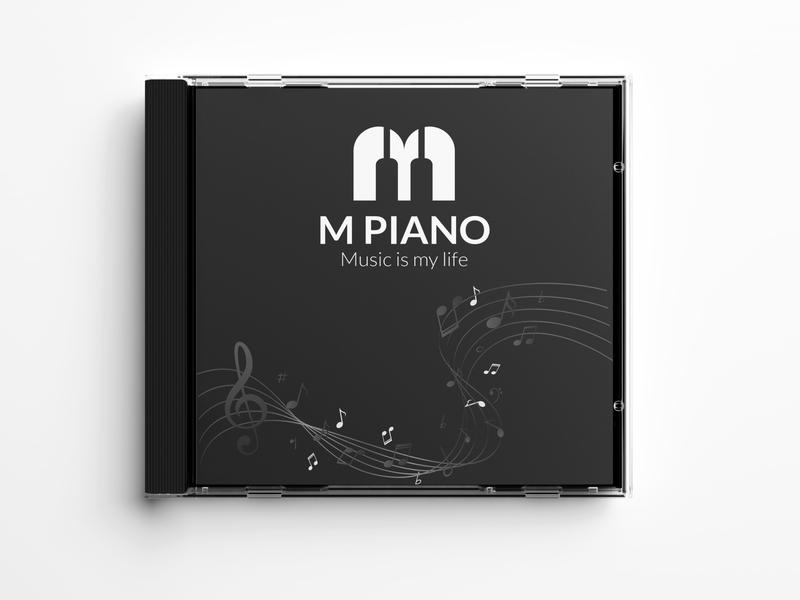 M PIANO Logo