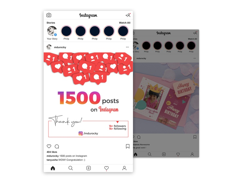 Instagram Post social media promotion marketing instagram banner instagram post business banner ad banner