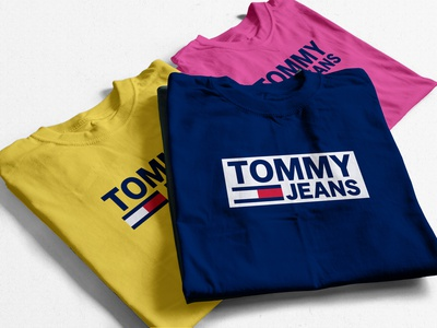 TOMMY JEANS T-shirt tommy jeams t-shirt design t-shirt stylish pink t-shirt clothing brand clothing clean t-shirt brand apparel