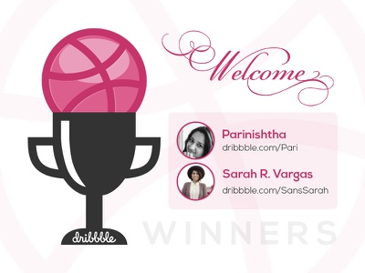 Welcome congrats congratulation draftee dribbble invite invitation new player opportunity talent welcome