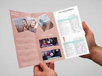 Jouve Trifold Brochure