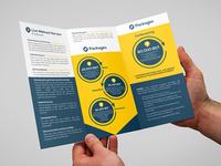 Comjagat Technologies Trifold Brochure (Inside)