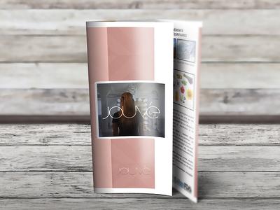 Trifold Brochure for Jouvé