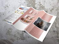 Trifold Brochure for Jouvé