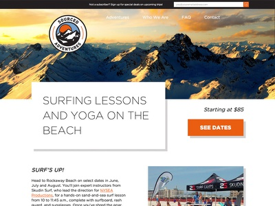 Adventure Page adventure nyc web sourced adventures
