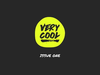 Very Cool | Issue One development inspiration design inspiration newsletter cool very very cool