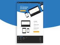 Universal CLE Tracker Landing Page