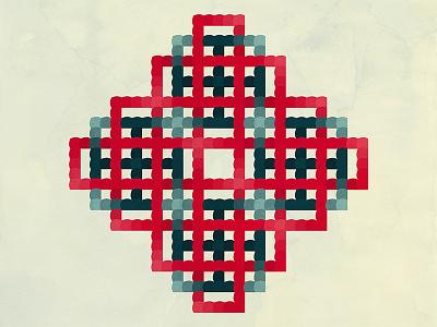 Metaphysics no1 abstract art pattern print color artwork t-shirt