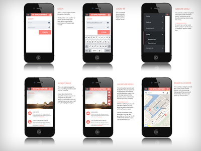 iPhone Double Menu Solution