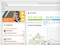 Commercial Dashboard Zoom