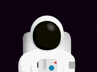 Astronaut space man outer-space higher ground astronaut moon sun mars universe galaxy astronomy space